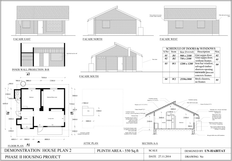 2 story habitat house plans un habitat sri lanka stories from the field constructing cost